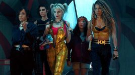 'Birds of Prey (and the Fantabulous Emancipation of One Harley Quinn)' – Review
