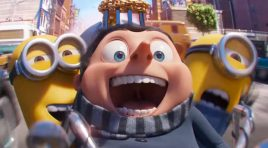 The first teaser trailer for 'Minions: The Rise of Gru' is here