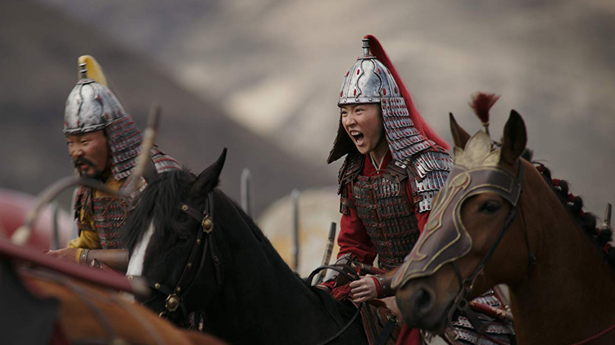 The way of the warrior flows through 'Mulan'
