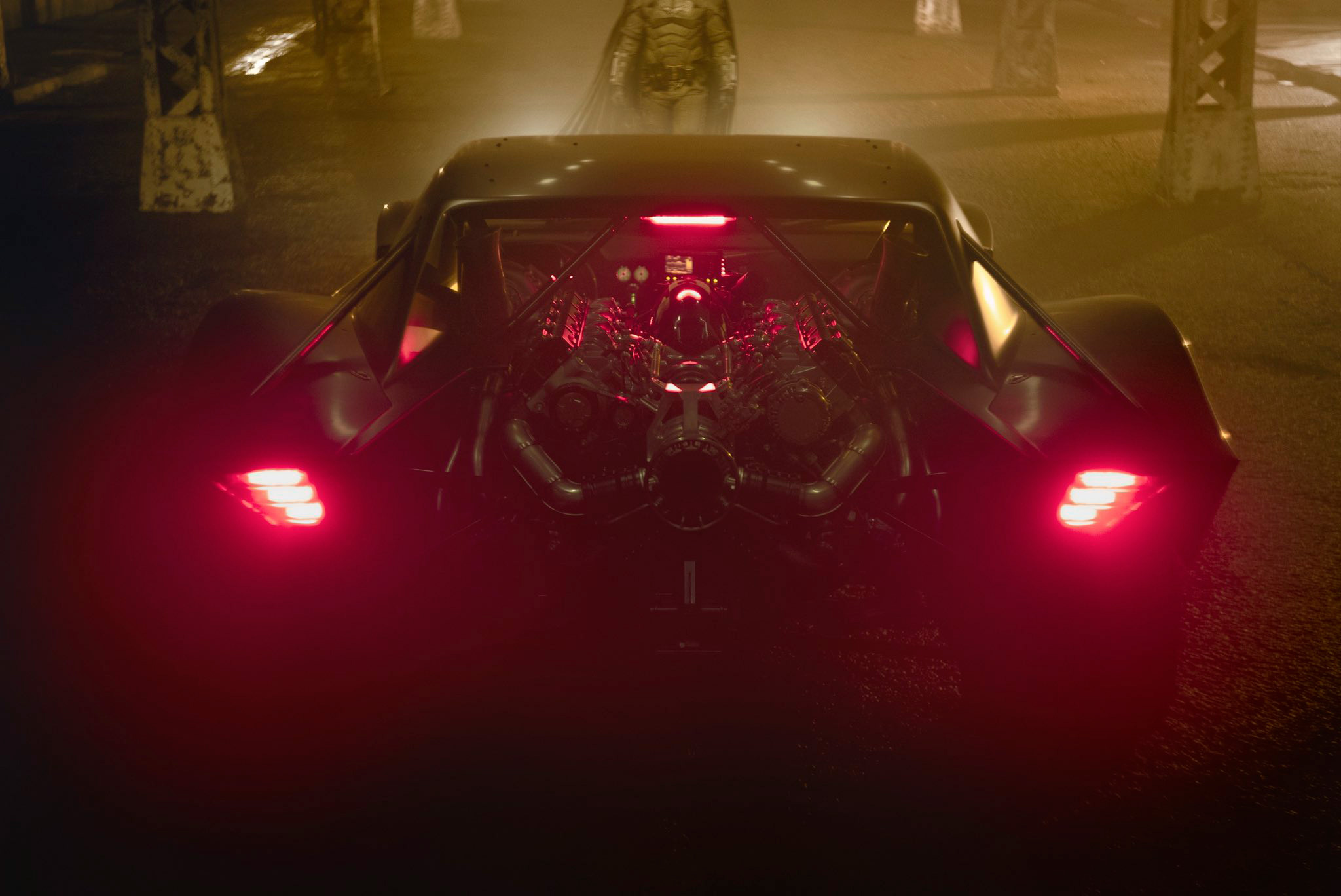 Batmobile Batman SpicyPulp