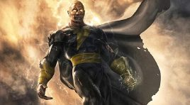Dwayne Johnson gives an update on 'Black Adam'