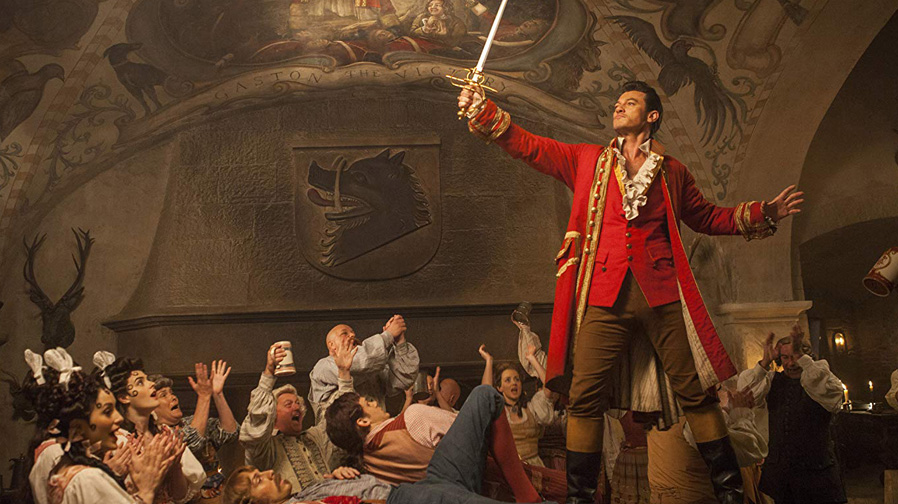 'Beauty and the Beast' Gaston prequel coming to Disney+