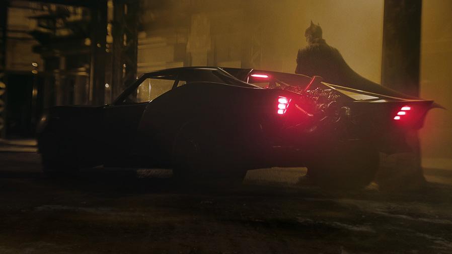 Behold the Batmobile in Matt Reeves' 'The Batman'