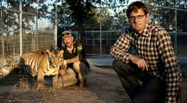 When Louis Theroux met Joe Exotic in 'Louis Theroux: America's Most Dangerous Pets'