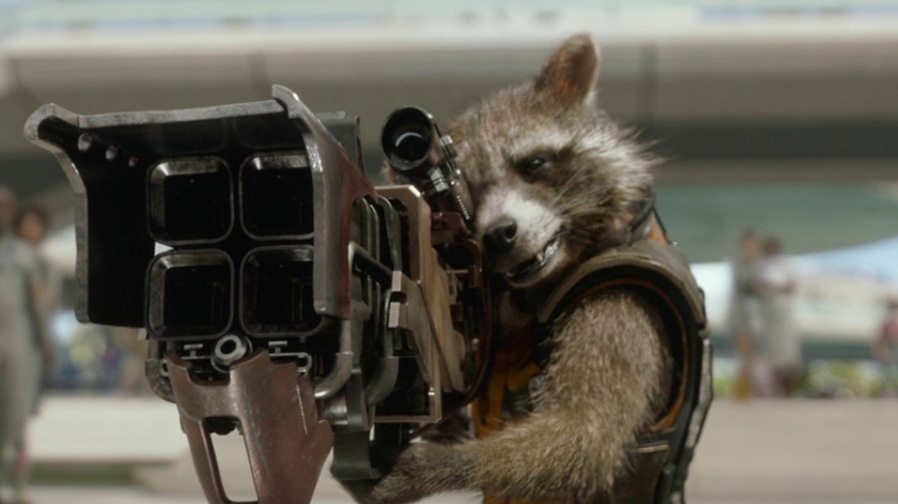 James Gun promises more Rocket in 'Guardians of the Galaxy Vol.3'