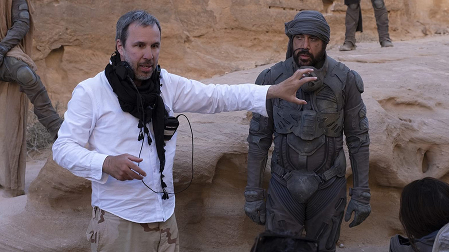 Denis Villeneuve focuses on the details for 'Dune'