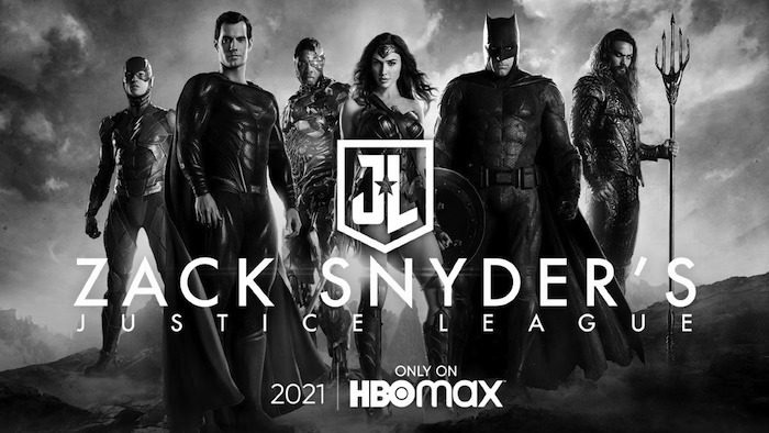 Justice League Snyder Cut SpicyPulp