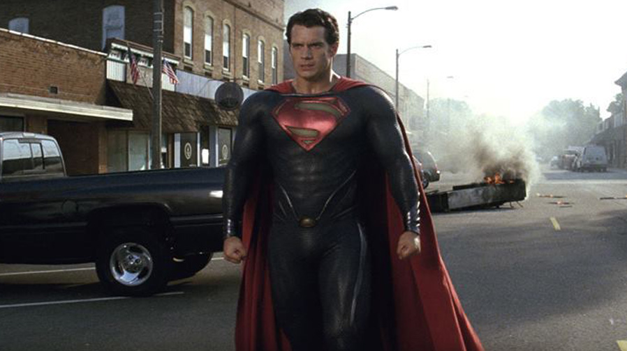 New 'Superman' movie could fly onto cinemas