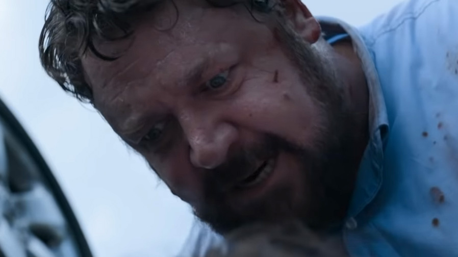 Russell Crowe loses it in 'Unhinged'
