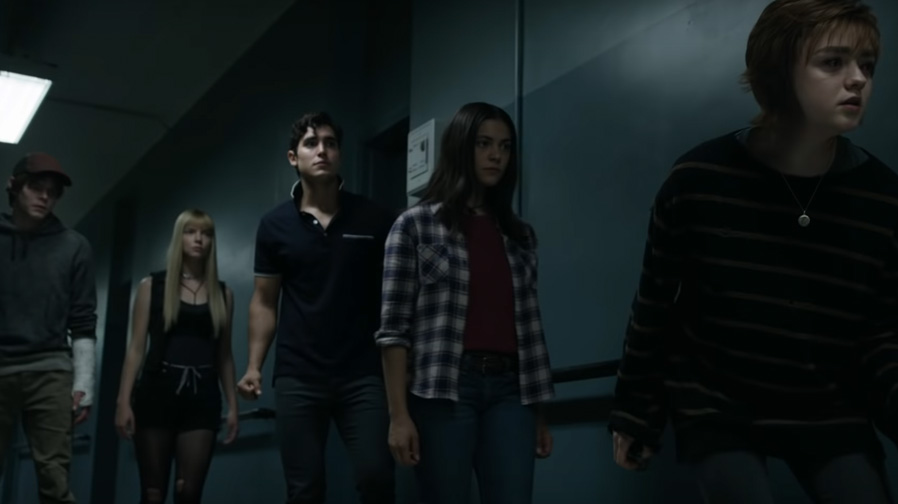 The horrors ignite in a brand new spot for 'The New Mutants'