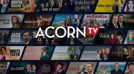 Get binging with Acorn TV