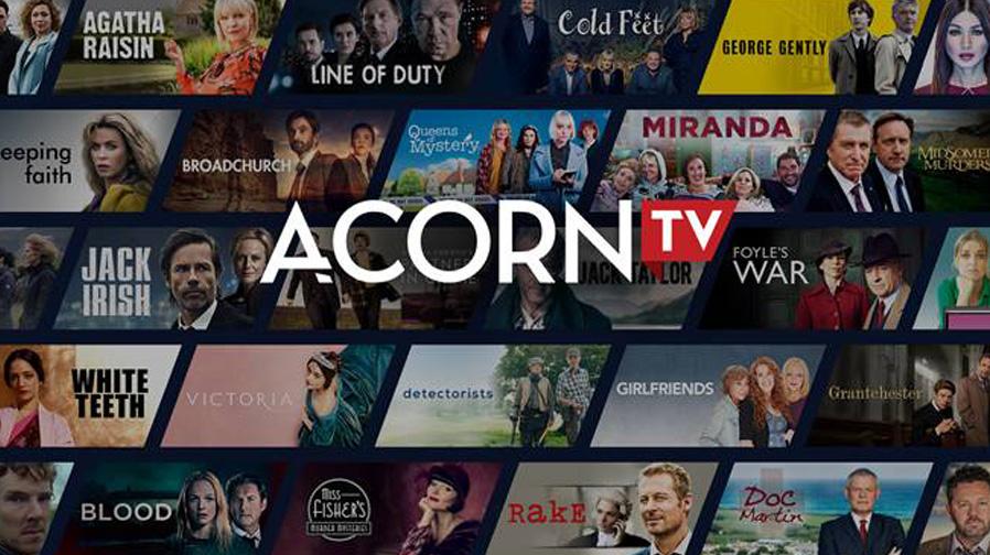 Get binging with Acorn TV