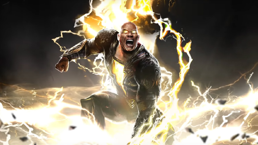 Dwayne Johnson set to bring the WOW factor with 'Black Adam'