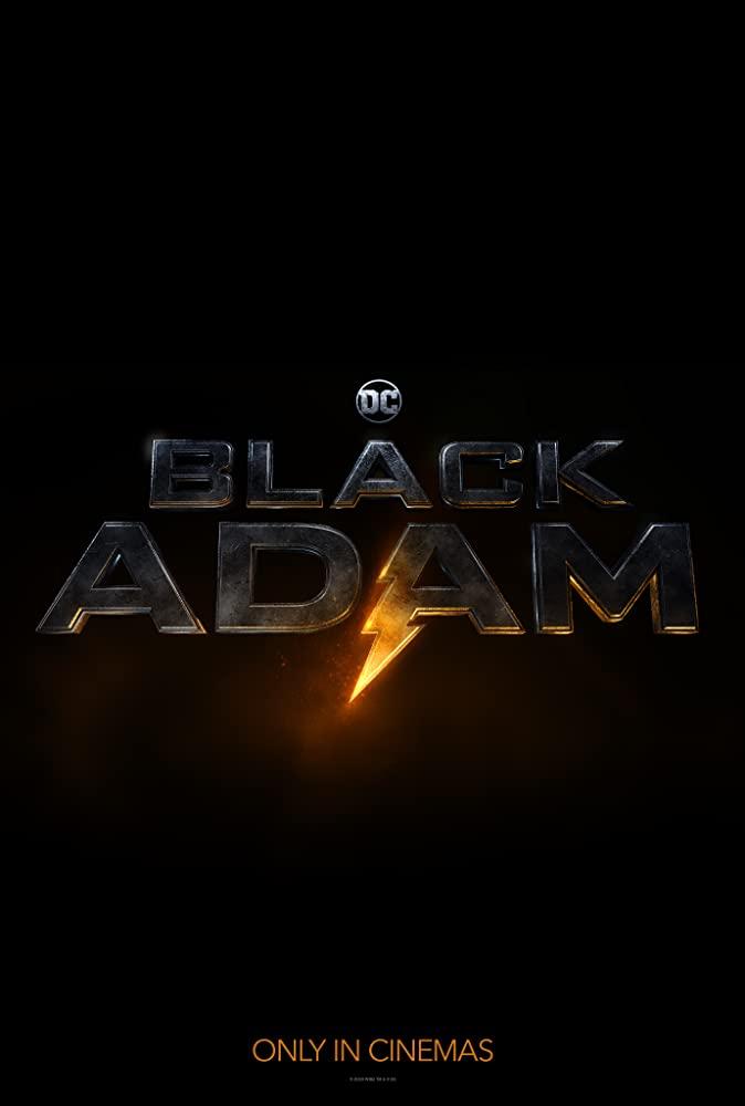 Black Adam Poster SpicyPulp