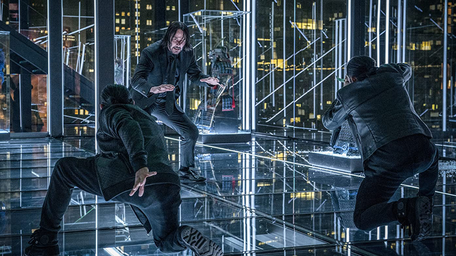 Lionsgate moving to shoot 'John Wick 4' and 'John Wick 5' back-to-back
