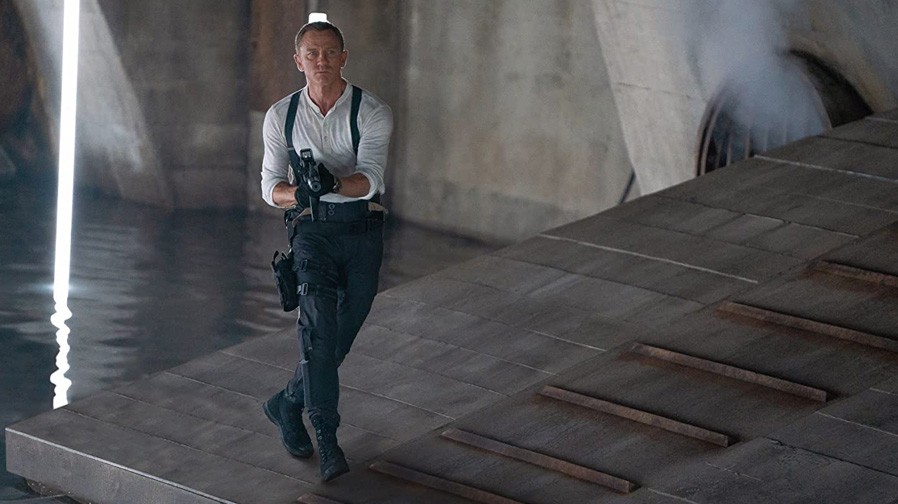 Daniel Craig amps it up in new 'No Time To Die' trailer