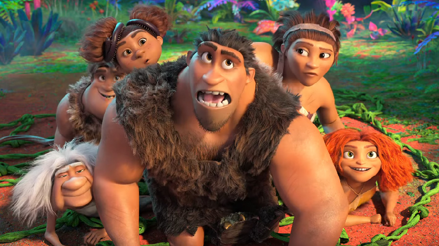 A new adventure awaits in 'The Croods: A New Age'