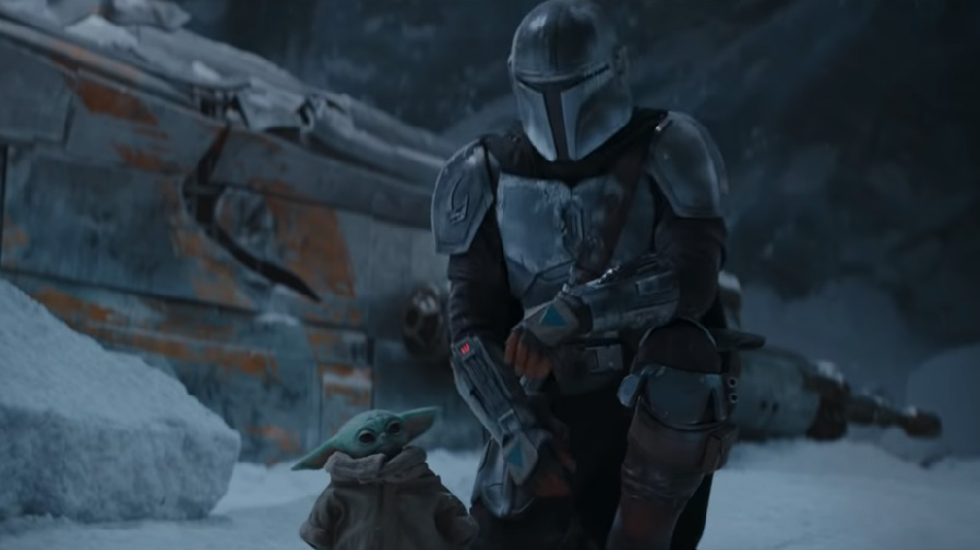 The first trailer for 'The Mandalorian' Season Two has arrived