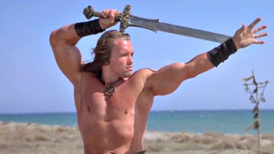 'Conan The Barbarian' in development at Netflix
