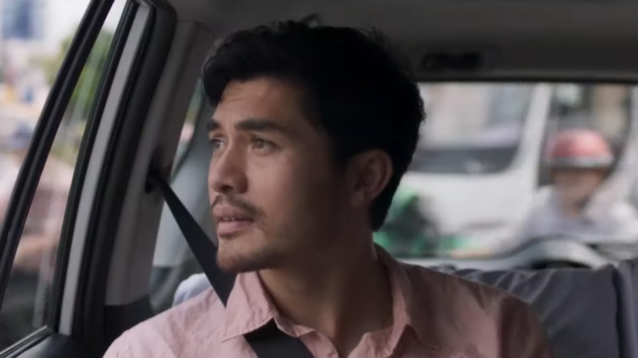 Henry Golding shines in 'Monsoon'