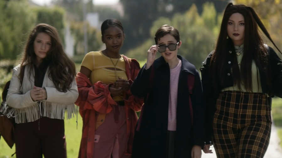 Things are about to get witchy in 'The Craft: Legacy
