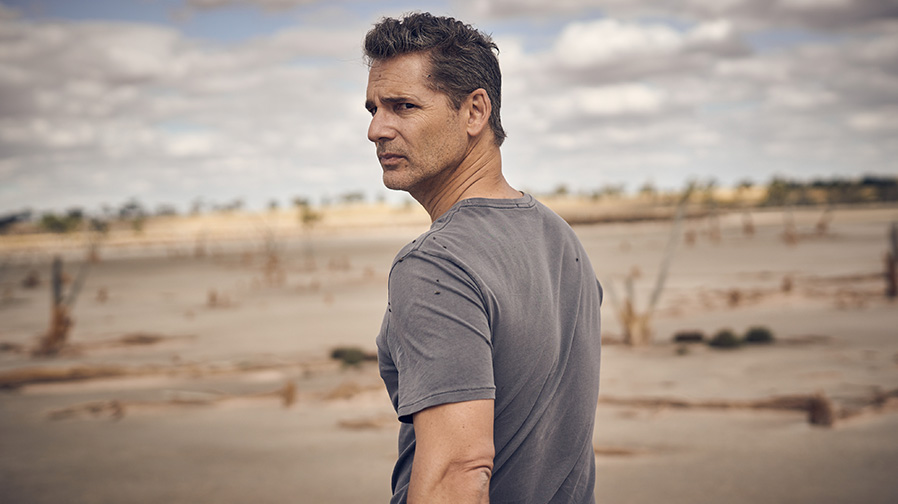 Eric Bana returns to the big screen with 'The Dry'