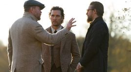 Guy Ritchie bringing 'The Gentlemen' to television