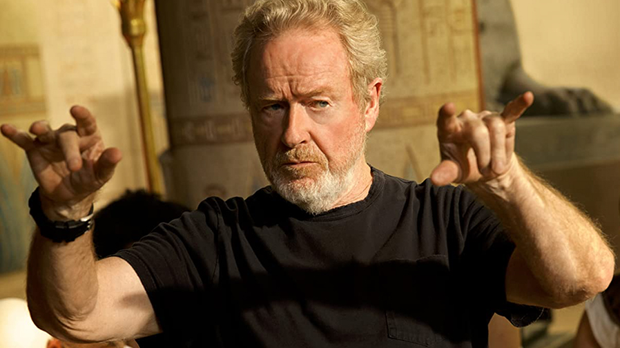 Ridley Scott pulls his cast together for 'Gucci'