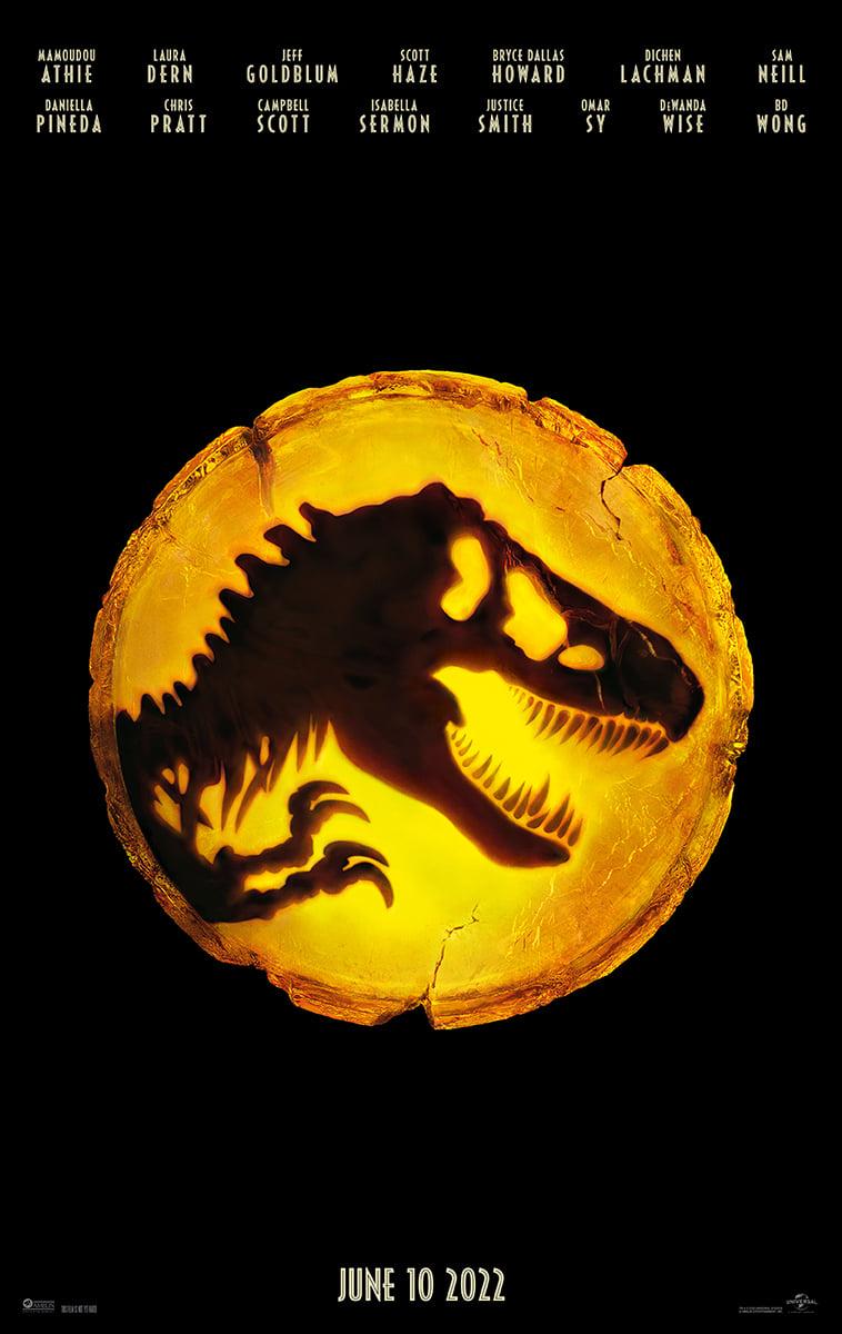 Jurassic World: Dominion Poster SpicyPulp
