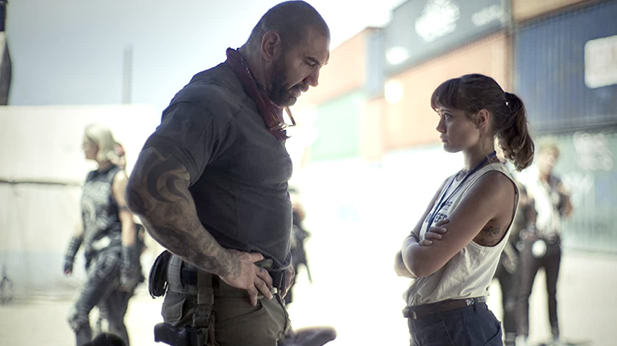 Army Of The Dead Dave Bautista SpicyPulp