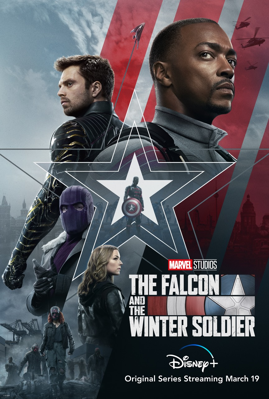 The Falcon and the Winter Soldier SpicyPulp