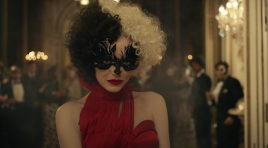 Haute couture gets sinister in 'Cruella'