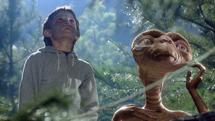 Relive the magic and wonder of E.T. the Extra-Terrestrial live in concert