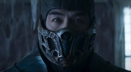 The showdown begins in 'Mortal Kombat'