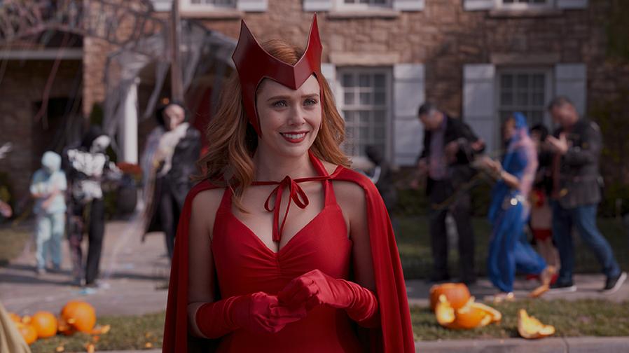 'WandaVision' – 'All-New Halloween Spooktacular!' – Review