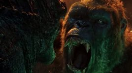 The drums of war beat in new music for 'Godzilla vs Kong'