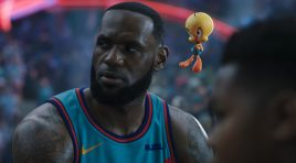 Get ready for the slam with 'Space Jam: A New Legacy'
