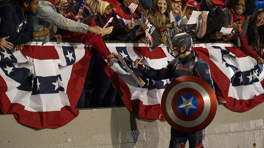 'The Falcon and the Winter Soldier' – 'The Star-Spangled Man' – Review