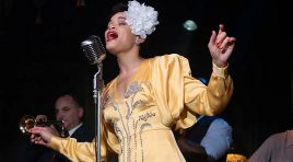 Embrace the power and soul in 'The United States Vs. Billie Holiday'