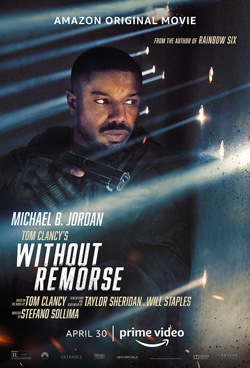 Without Remorse Poster SpicyPulp