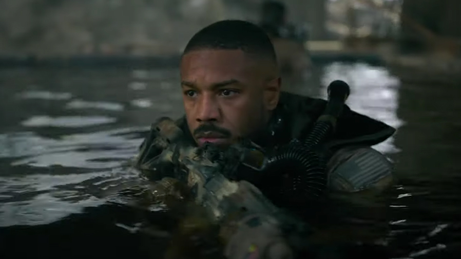 Michael B. Jordan cranks up the action in 'Without Remorse'