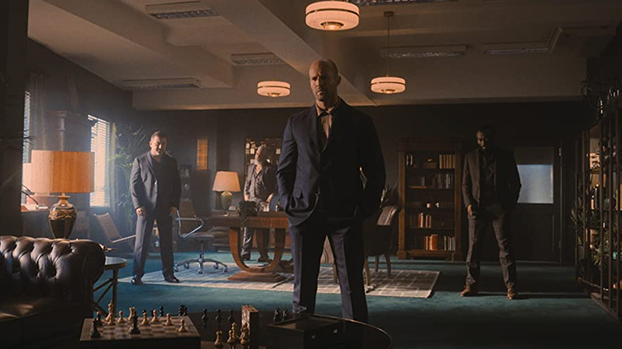 Jason Statham brings explosive action to 'Wrath of Man'