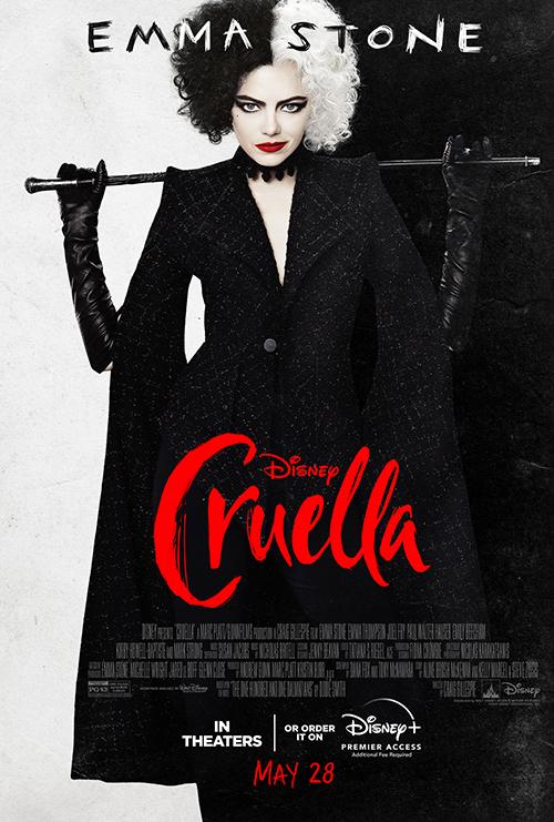 Cruella Final Poster SpicyPulp