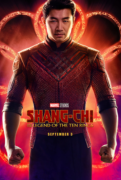 Shang-Chi and the Legend of the Ten Rings Poster SpicyPulp