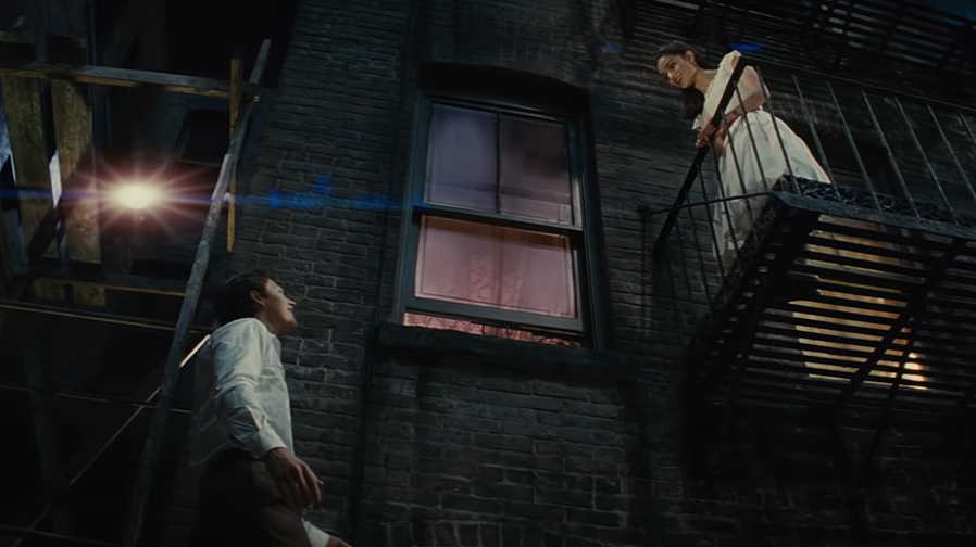 Step into the magic of 'West Side Story'