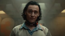 Tom Hiddleston is burdened with glorious purpose in 'Loki'