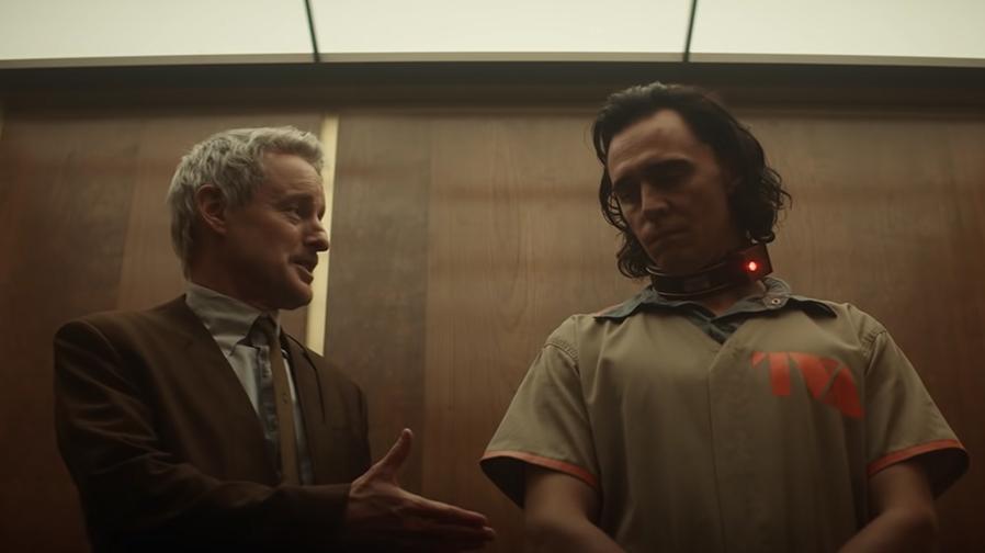 Mobius M.  Mobius introduces himself in 'Loki'