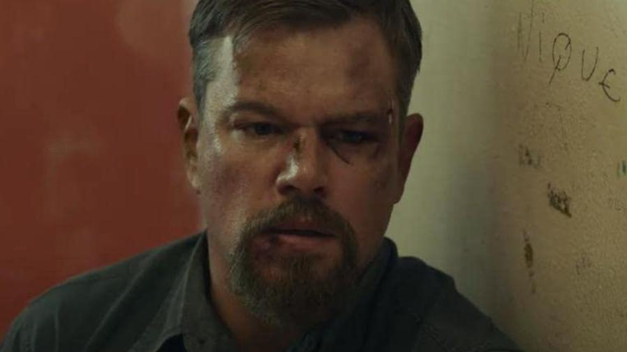 Matt Damon gets serious with 'Stillwater'