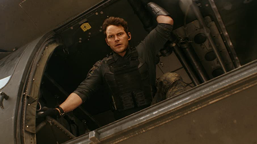 Chris Pratt brings the action in first trailer for 'The Tomorrow War'
