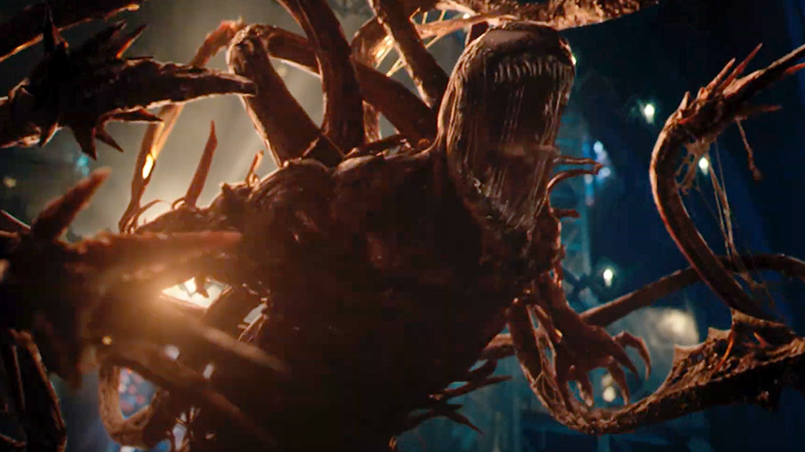 Chaos rages in 'Venom: Let There Be Carnage'